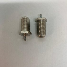 """plug SV1AFN Straight Connector for 1//2/"""" cables N-type male"""